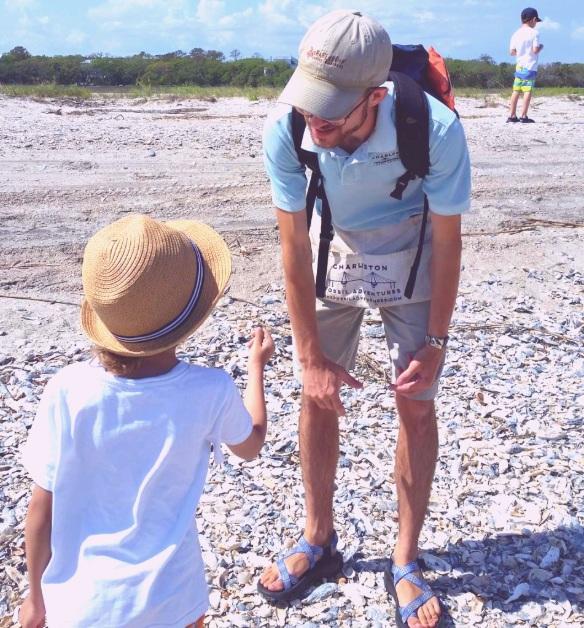 charleston fossil adventures