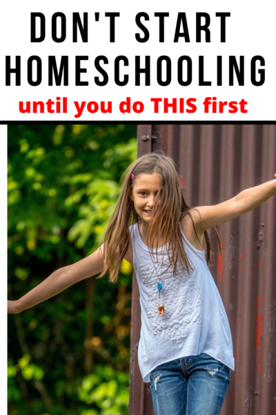 what is deschooling
