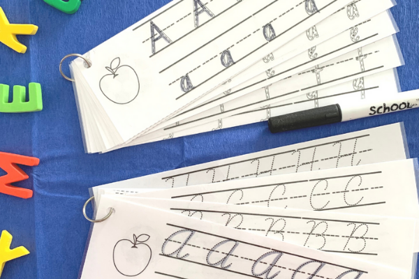 teaching handwriting strategies