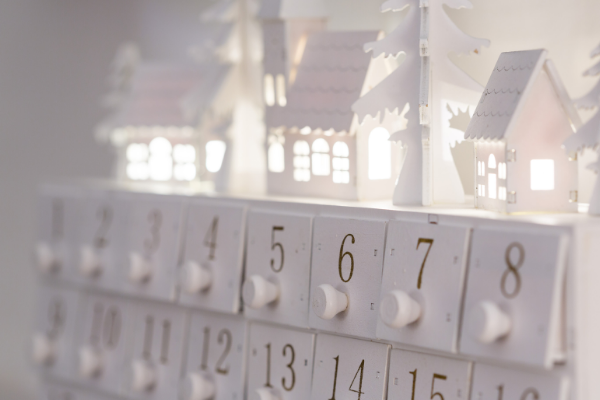 book advent calendar ideas