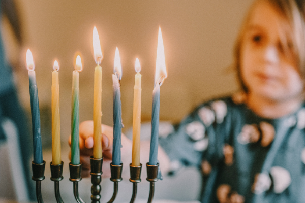 The Ninth Night of Hanukah Erica S. Perl